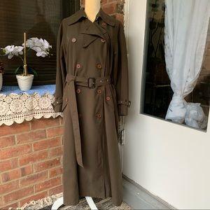 Ventage CALVIN KLEIN  trench coat Size XS